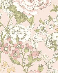 Ainsley Pink Boho Floral by