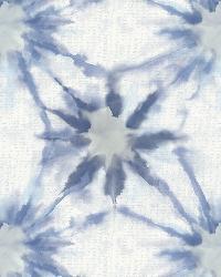 Iris Indigo Shibori by