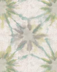 Iris Turquoise Shibori by