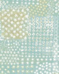 Flower Power Turquoise Patchwork by