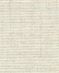 Eanes Grey Fabric Weave Texture by  Brewster Wallcovering