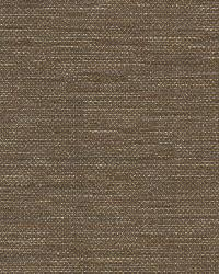 Bellot Brown Woven Texture by  Brewster Wallcovering