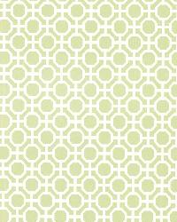 Beatrix Celery Modern Geometric by