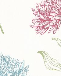 Dehlia Pink Floral Toss by