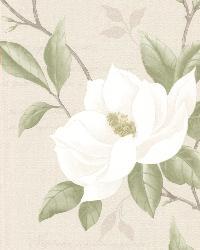 Cressida Ivory Magnolia Trail by