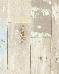 Dean Neutral Distressed Wood Panel by