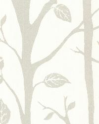 Corwin Grey Bird Branches by