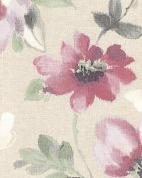 Lynette Violet Watercolour Floral by