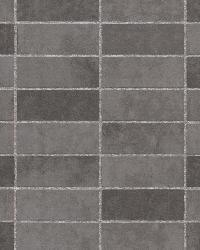 Hunter Slate Rectangle Tile  by  Brewster Wallcovering