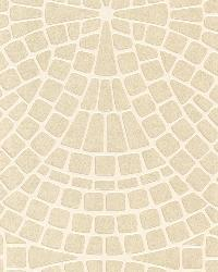 Hanley Sand Mosiac Tile by  Brewster Wallcovering