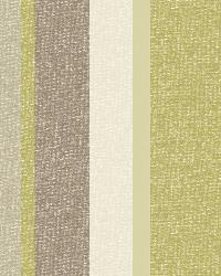 Keene Green Linen Stripe by