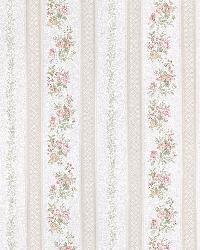 Merle Beige Floral Stripe by