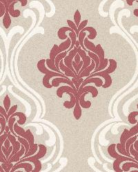 Indiana Pink Damask by