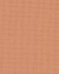 Degas Orange Linen Slub Texture by