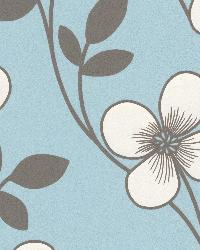 Freud Light Blue Blossom Trail by