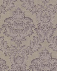 Oldham Purple Damask  by