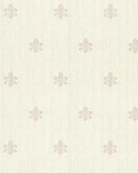 Bolton Cream Fleur De Lis by