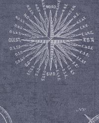 Navigate Ocean Vintage Compass by