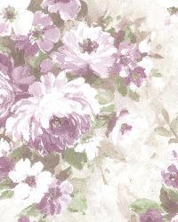 Belle Purple Floral Bouquet  by