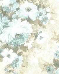 Belle Blue Floral Bouquet  by