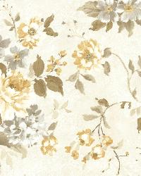 Eloise Yellow Floral  by