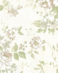 Eloise Green Floral  by