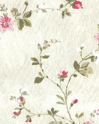 Isabella  Magenta Floral Trail by