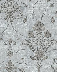 Andalusia Blue Damask by