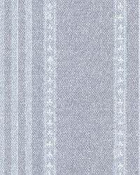 Adria Blue Jacquard Stripe by