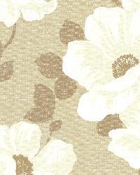 Leala Sand Modern Floral by
