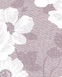 Leala Lavender Modern Floral by