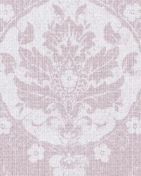 Lourdes Lavender Damask Medallion by