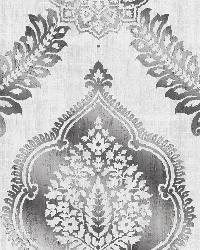 Zoraya Silver Damask by