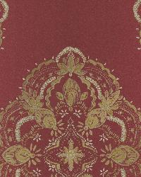 Mirador Burgundy Global Medallion by