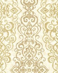 Mexuar Gold Filigree Stripe by