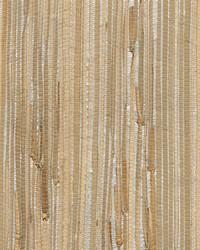 Tereza Silver Foil Grasscloth by