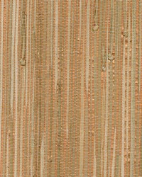 Tereza Coral Foil Grasscloth by