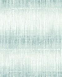 Sanctuary Aquamarine Ombre Stripe Wallpaper by