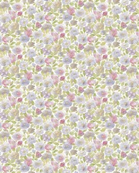 Elsie Lilac Floral by