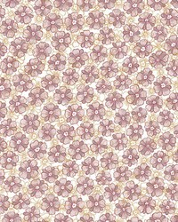 Allison Lavender Floral by