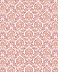 Lulu Rose Damask by