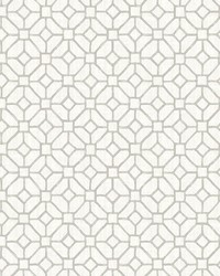 Gigi Light Grey Geometric by