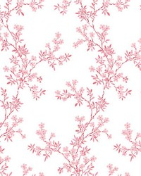Claire Pink Floral Trail by
