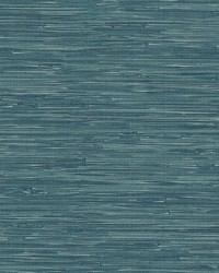 Natalie Teal Faux Grasscloth by