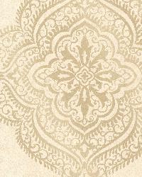 Capella Beige Medallion by
