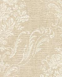 Manor Beige Floral Damask by