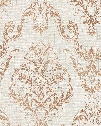 Wiley Copper Lace Damask by