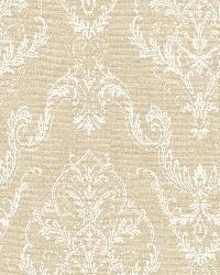 Wiley Beige Lace Damask by
