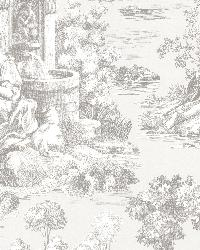 Isabella Grey Toile by