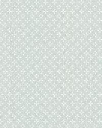 Lydia Mint Floral Ditsy by  Brewster Wallcovering